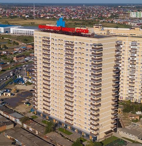 Ход строительства ЖК «Комсомольский-3» ЖК «Комсомольский-3»